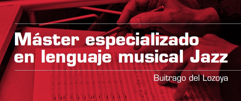 master especializado en lenguage musical jazz