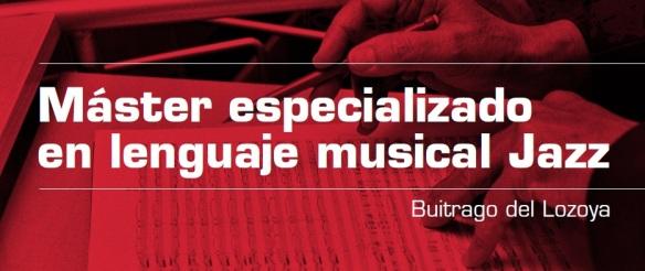 master especializado en lenguage musical jazz